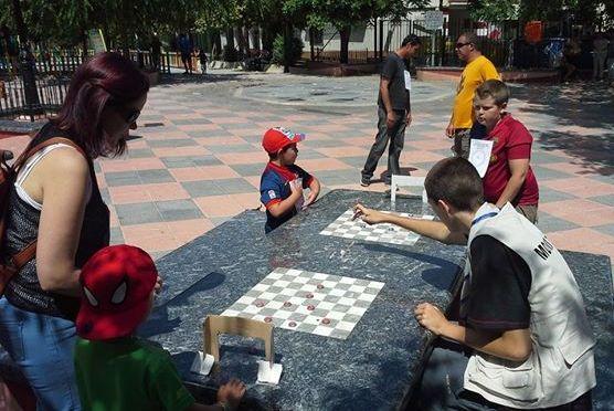 Encuentro Gincana Intergeneracional