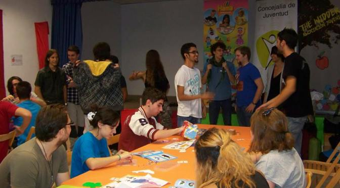 Encuentro de Asociaciones Juveniles. Riou Kimiro