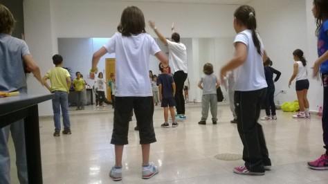 taller hip hop infantil