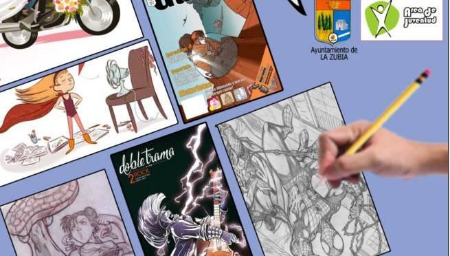 Segunda edición del Taller de Comic