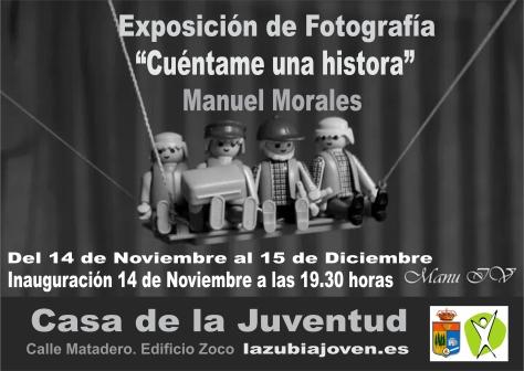 carteñ exposicion cuentame una historia