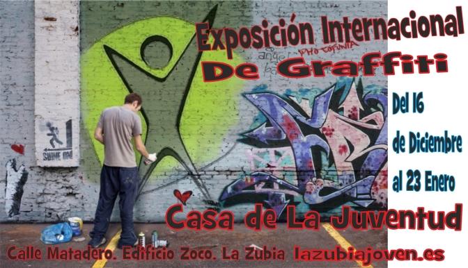 Exposición Internacional de Graffiti