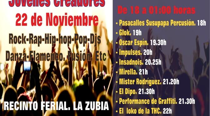 """22 de Noviembre….""""Festival de música Per-sé"""""""