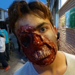 Los mejores maquilladores de la noche del terror