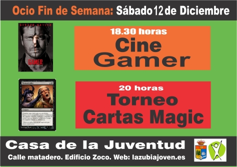 cartel cine gamer