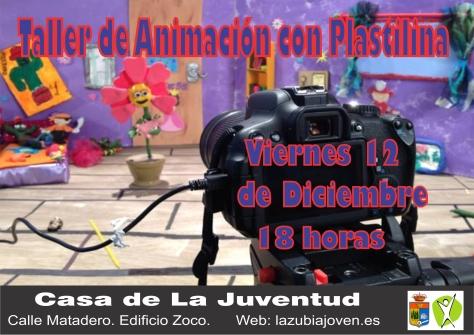 taller de animacion con plastilina