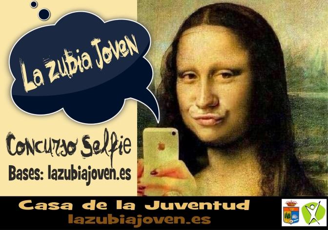 """Concurso Selfie """"La Zubia Joven"""""""