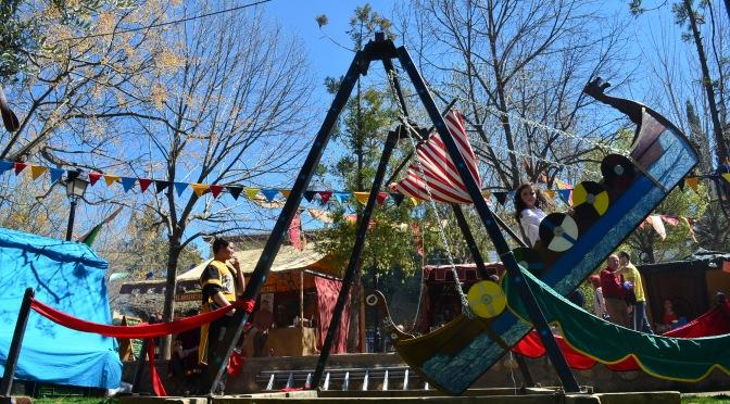 Fotos de la III Feria Medieval de La Zubia