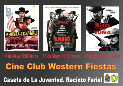 cine ciclo western