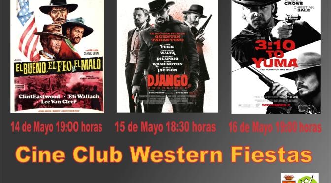 El mejor Cine Western en la Caseta de la Juventud