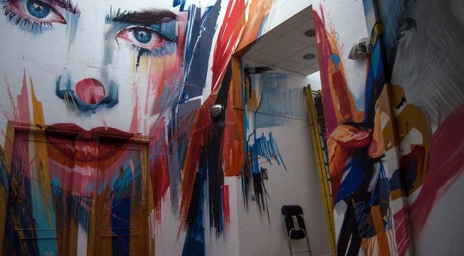 El Graffiti Bien de Interés Cultural