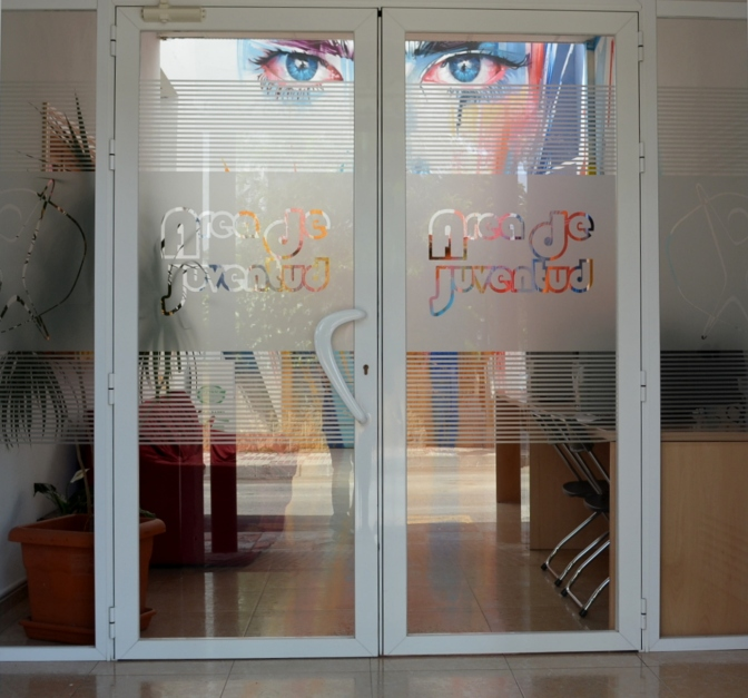 Casa de la Juventud (Graffiti)