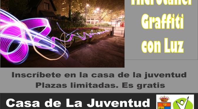 Microtaller Graffiti con Luz