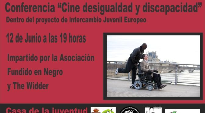 """Conferencia """"Cine desigualdad y discapacidad"""""""