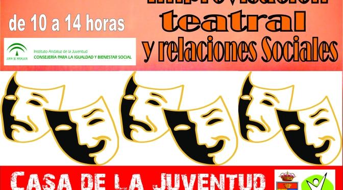 Curso de Improvisación Teatral y Relaciones Sociales