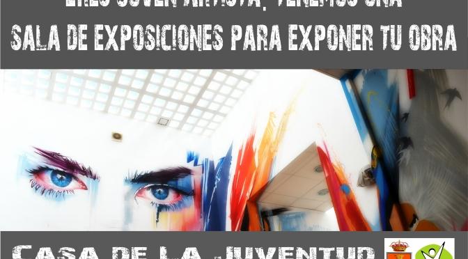 Sala de Exposiciones para exponer tu obra