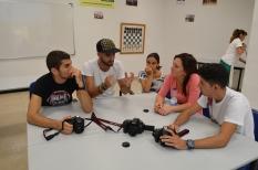 taller de camara y dirección de fotografia