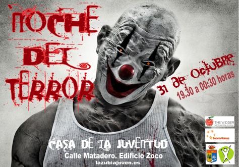 cartel noche del terror 1