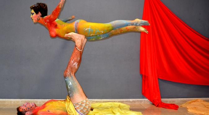 Body Art en la Casa de La Juventud