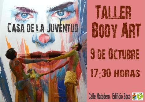 taller de body art 2