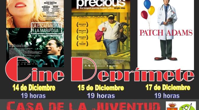 Ciclo de Cine Deprímete