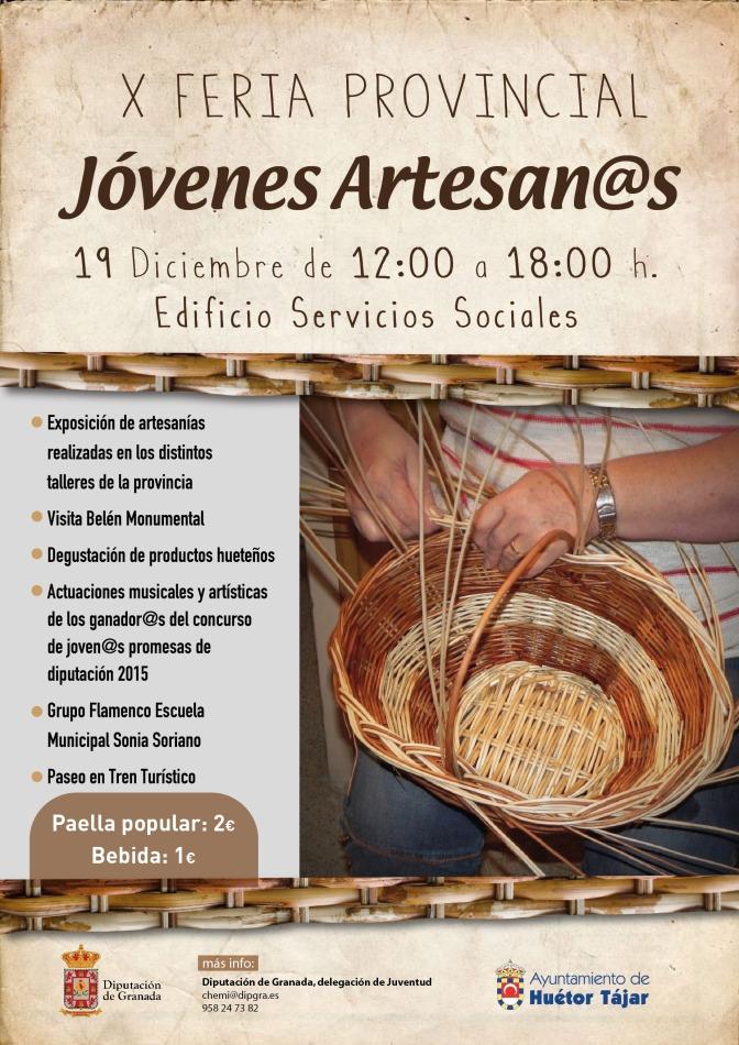 Feria de jóvenes artesanos