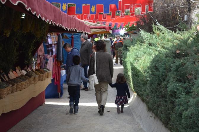 Inauguración de la Feria Medieval de la fantasía