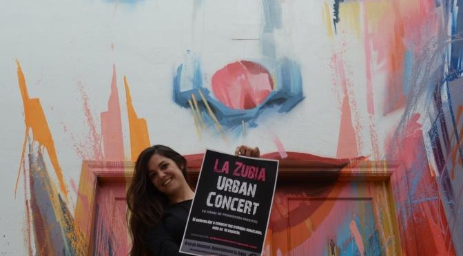 """Inauguramos el canal """"La Zubia Urban Concert"""""""