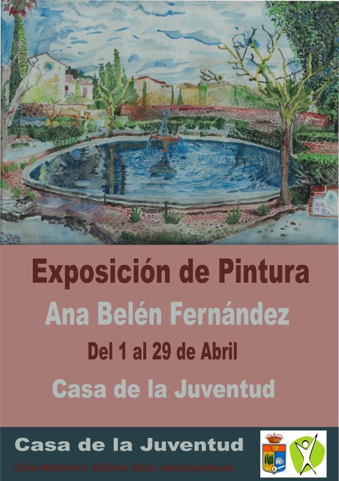 Exposición de Pintura de Ana Belen Fernández