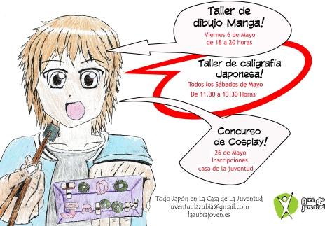Poster todo japón Cristina