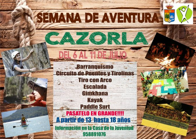 Campamentos: Cazorla