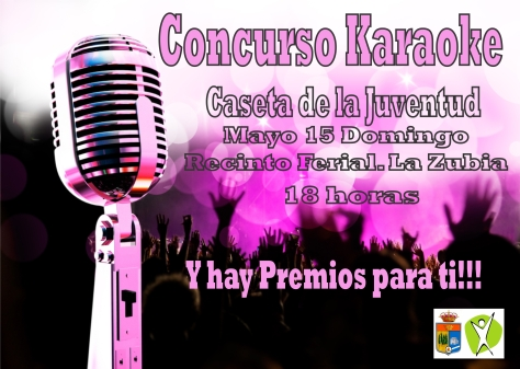 concurso karaoke 1