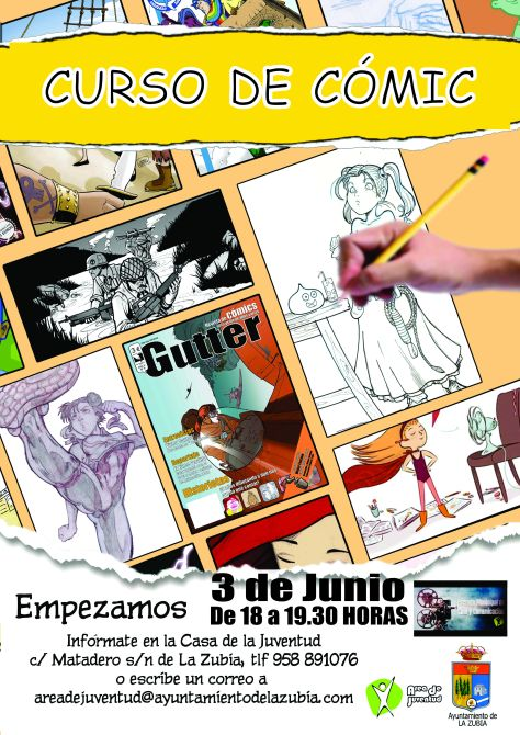 CURSO DE COMIC 3