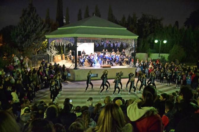 Escuela Municipal de Danza Urbana