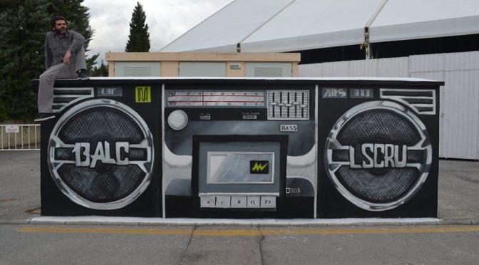 Graffiti de 13AlC