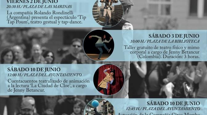 """Primer Encuentro Internacional """"Teatro en las Plazas"""""""