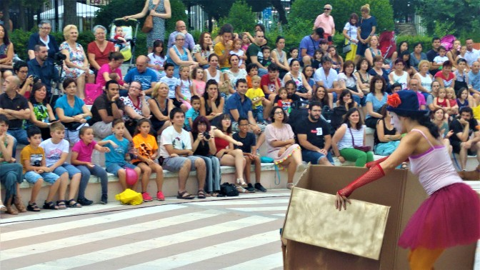 I Encuentro Internacional Teatro en las Plazas