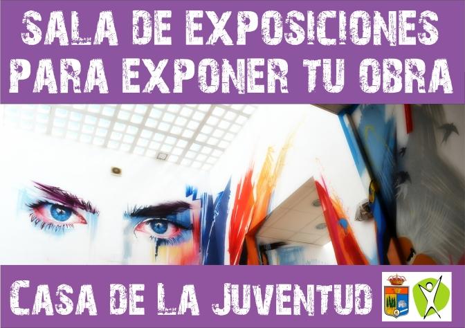 Convocatoria de artistas jóvenes para exposiciones