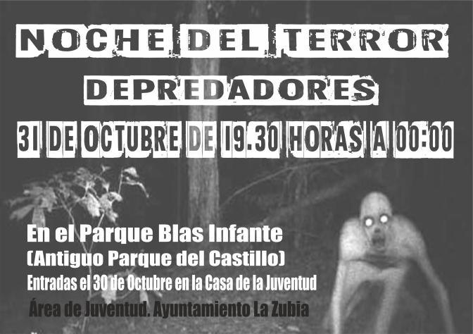 La Noche del Terror. Depredadores