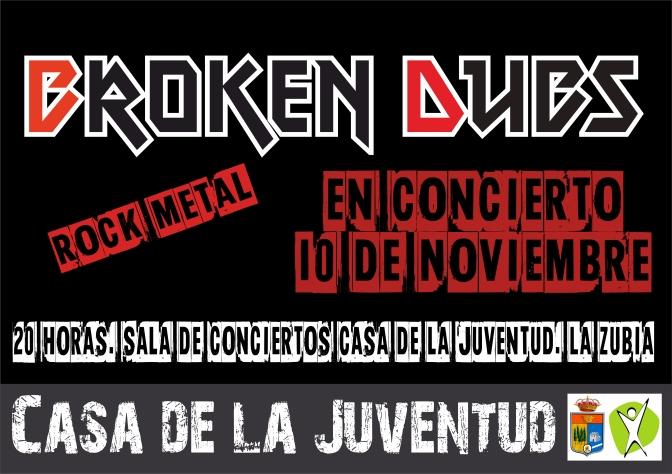 Concierto de Broken Dubs
