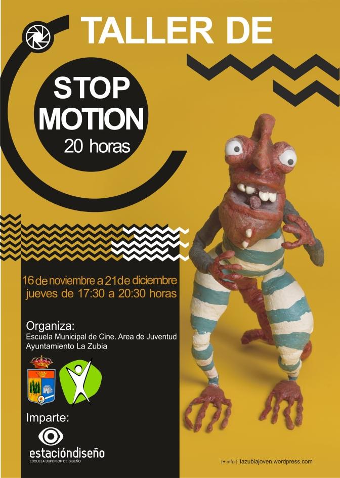 Curso Stop Motion