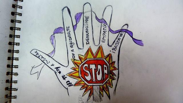 Cómic contra la violencia de género