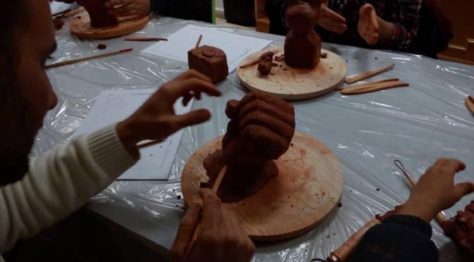 Taller de Escultura en Barro