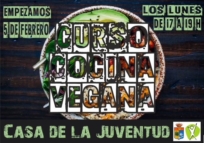 Curso de Cocina Vegana