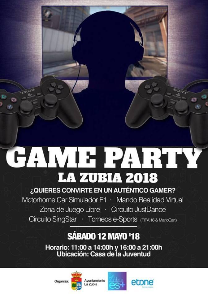 Game Party La Zubia