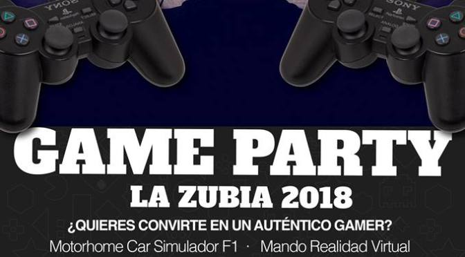 Game Party La Zubia