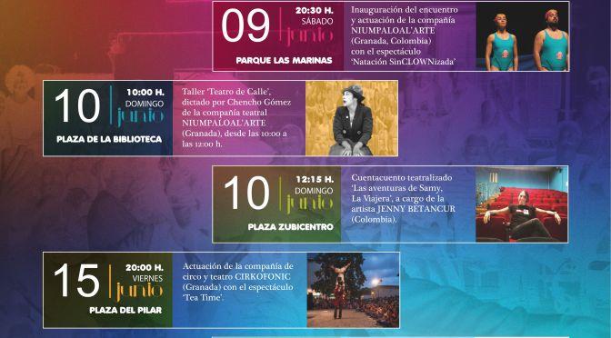II Encuentro Internacional de Teatro en Las Plazas