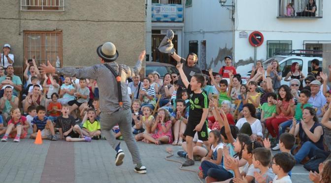 Fotos del II Encuentro Internacional de Teatro en las Plazas
