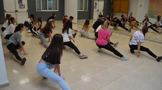 Escuela de Danza Urbana