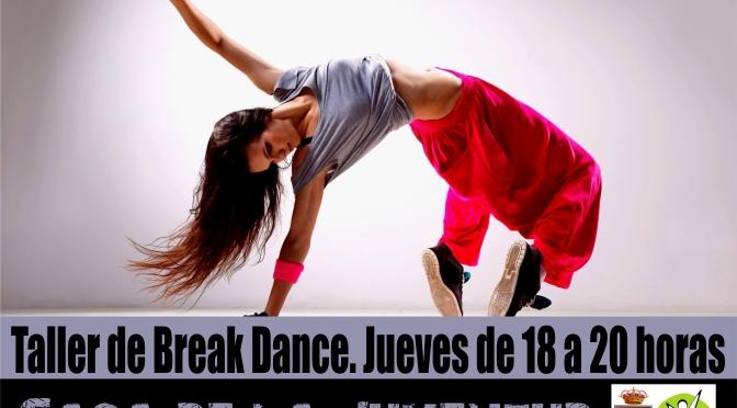 Taller Break Dance